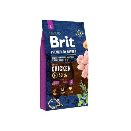 Brit Premium Dog by Nature Adult S