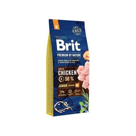 Brit Premium Dog by Nature Junior M