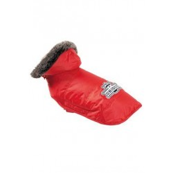 Obleček voděodolný pro psy UNIQUE červená 35cm Zolux