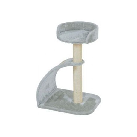 Škrabadlo WAVE cat tree S šedá 66cm Zolux