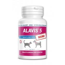 Alavis 5 pro psy a kočky 90tbl MINI