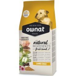 OWNAT Dog Classic Lamb&Rice