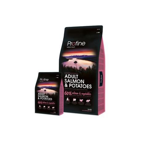 Profine NEW Dog Adult Salmon & Potatoes