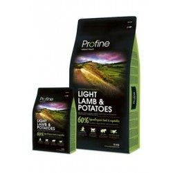 Profine NEW Dog Light Lamb & Potatoes