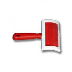 Kartáč plast s drátky pro pudly 16/10cm TR