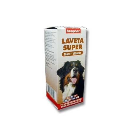Beaphar vitam pes Laveta Super Multi-Vitam 50ml
