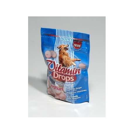 Esquisita Drops Jogurt s vitaminy pro psy 200g TR