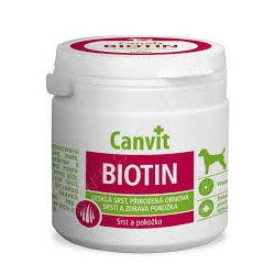 Canvit Biotin pro psy new