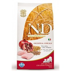 N&D Low Grain DOG Puppy Starter Chicken & Pomegr